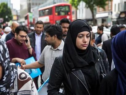 Muslim Muslims London British Paris Being Hate