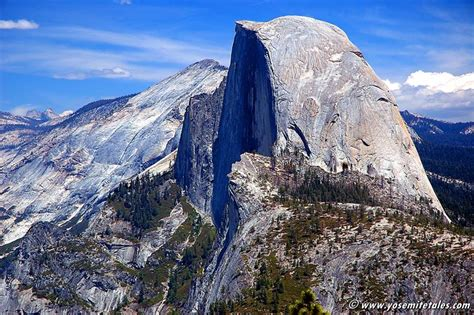 The Hike Not Take Half Dome