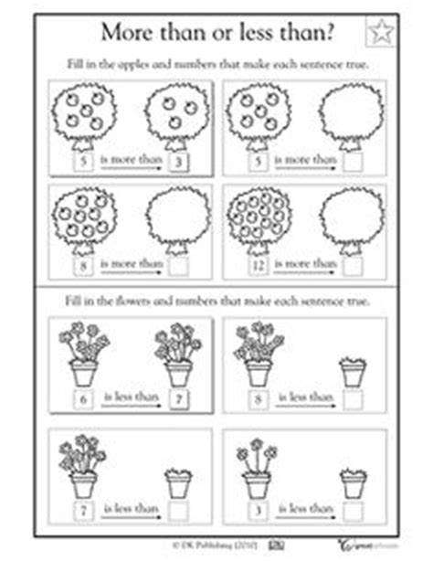 Comparing Sets Worksheet   Math activities preschool ...