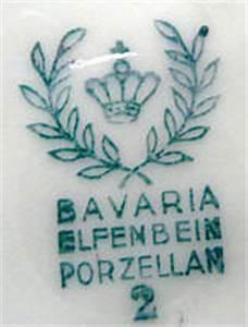 Bavaria Porzellan Wert : gebr der winterling porzellanfabrik in r slau in deutschland im zeitraum 1907 ca 1950 ~ Udekor.club Haus und Dekorationen
