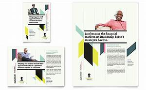 Brochure Layout Samples Personal Finance Brochure Template Word Publisher