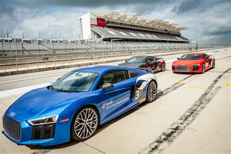 audi usa readying new driving experience at cota w video