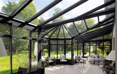 verande in ferro battuto veranda in ferro battuto e vetro con tettoie per esterno