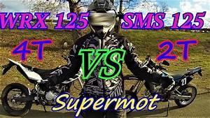 Yamaha 125 Wrx : supermot 2 temps vs 4 temps on casse le 2 temps husqvarna sms 125 vs wrx 125 yamaha ~ Medecine-chirurgie-esthetiques.com Avis de Voitures
