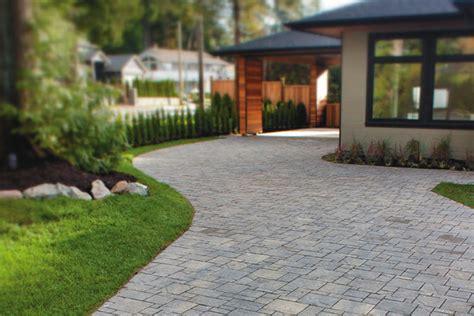 heartland paver driveway by rochester benson