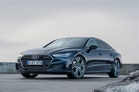 2019 Audi A7 Review by 2019 Audi A7 Sportback 55 Tfsi Performance Review Motor