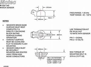Nissan Knock Sensor Location