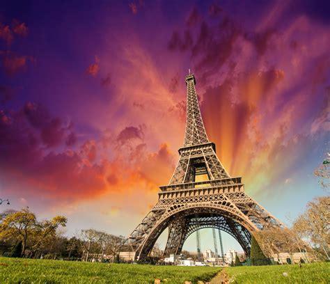 Wallpaper Eiffel Tower, Paris, France, Tourism, Travel