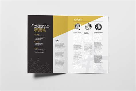 Brand Designer American Advertising Awards Brochure Design ...