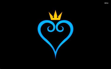 Kingdom Hearts Symbols Wallpapers Wallpaper Cave With