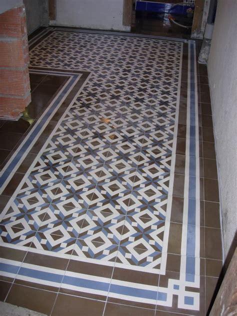sols de cuisine sol de cuisine en carreaux ciment décor photo de sols d