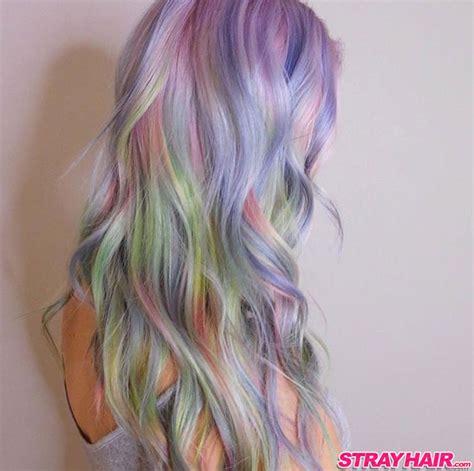 painting hair color fluid hair painting strayhair