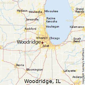 places    woodridge illinois
