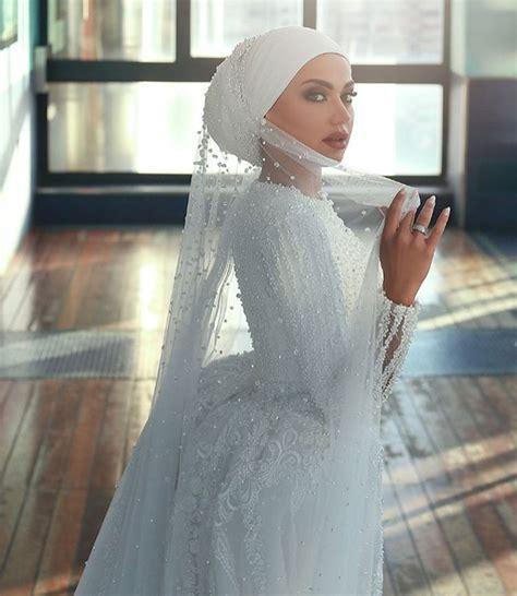 roje pinterestatrojefabdollah hijab bride