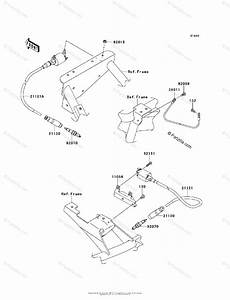 Kawasaki Side By Side 2012 Oem Parts Diagram For Ignition System