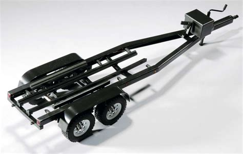 Boat Trailer Dual Axle by 038 1
