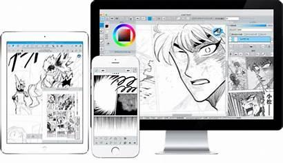 Jump Paint Medibang Manga App Creation