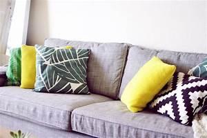 Coussin Jaune Ikea : welcome home ~ Preciouscoupons.com Idées de Décoration