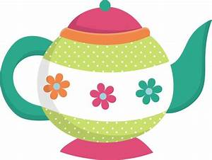 Pin by Jen Alexander on Tea pots   Tea pots, Clip art ...