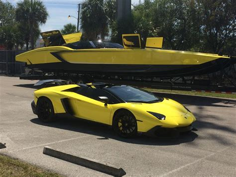 Lamborghini And Boat by Lamborghini Boat Stancenation Form Gt Function
