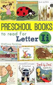 preschool books for letter i wildflower ramblings With letter books for preschool