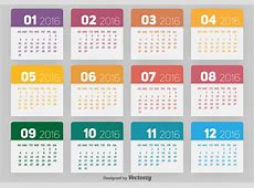 2016 2017 2018 calendar Download free clipart
