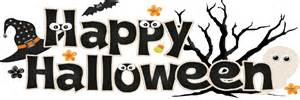 Image result for happy halloween clipart
