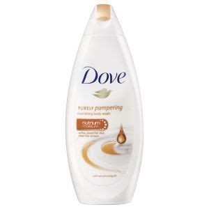 dove fresh touch 400 ml dove douchecreme purely pering caring oils nu