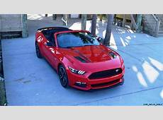 HD Road Test Review 2016 Ford Mustang GT California