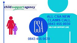 child support office phone number csa contact number 0843 455 0070 csa national contact number