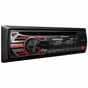 Pioneer Deh Mp3 Car Stereo With Front Aux Input