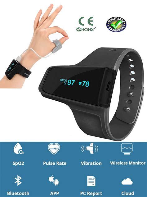 Moyeah Store Sleep Monitor Anti Snoring Sleep Aid Watch