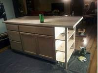 how to build a kitchen island Build Your Own Kitchen Island Ideas - WoodWorking Projects & Plans