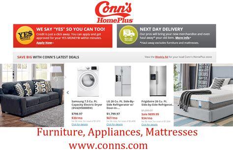 conns furniture appliances mattresses www conns