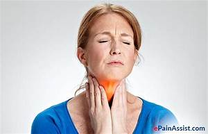 Throat Pain Due To Bacterial Pharyngitis