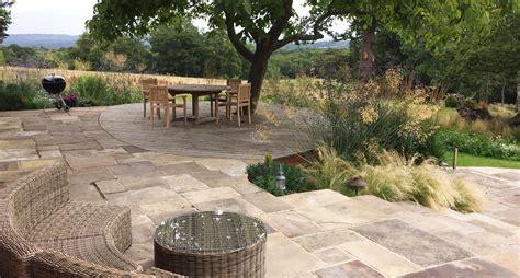 Garden With Patio by Slate Grey Garden Design Landscaping Tunbridge Kent