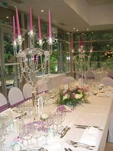 Chandelier De Table : centre de table chandelier cristal centres de tables live events d corateur ~ Melissatoandfro.com Idées de Décoration