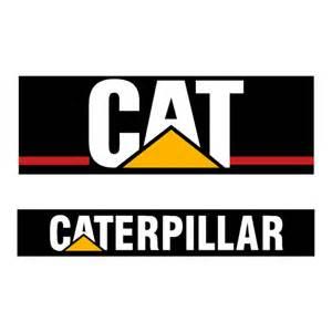 Cat Caterpillar Equipment Logo