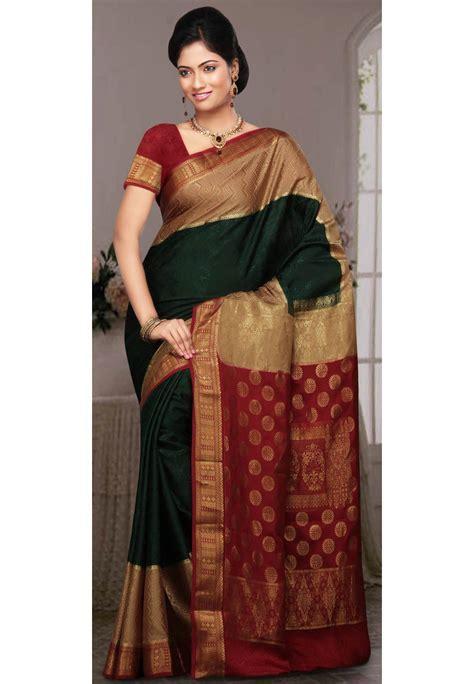 Top 15 Charming Mysore Silk Sarees With Photos