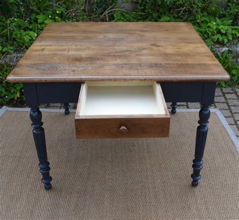 table cuisine tiroir table ancienne bois avec tiroir wraste com