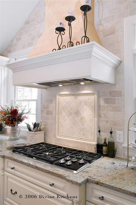 tumbled marble kitchen backsplash tumbled marble backsplash kitchen traditional with none