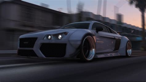Ninef Street Runner (gta Tuners And Outlaws Concept Car