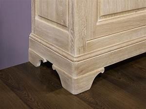 Comment Décaper Un Meuble Vernis En Chene : comment blanchir un meuble en chene atelier retouche paris ~ Premium-room.com Idées de Décoration