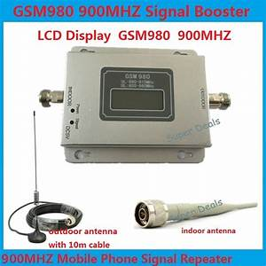 Best Price Lcd Booster  Gsm 980 900mh Cell Phone Signal