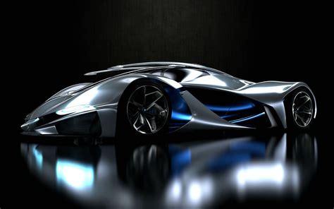The Wildest Hypercar Concept Ever
