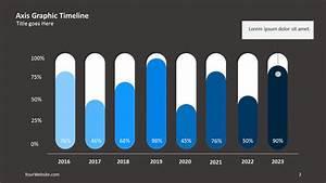 Axis Graphic Timeline Ppt Data Chart  U2013 Slide Ocean