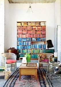 Bibliothèque Livre De Poche : x fa ons de ranger ses livres de fa on improbable ~ Teatrodelosmanantiales.com Idées de Décoration