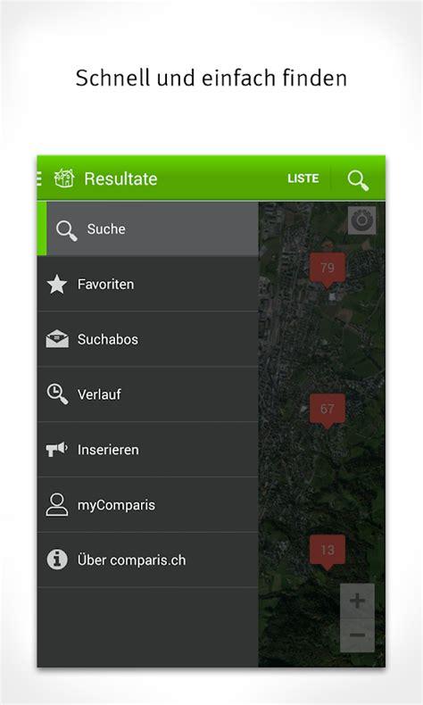 Immobilien Kaufen Schweiz Comparis by Immobilien Schweiz Wohnung Android Apps Auf Play