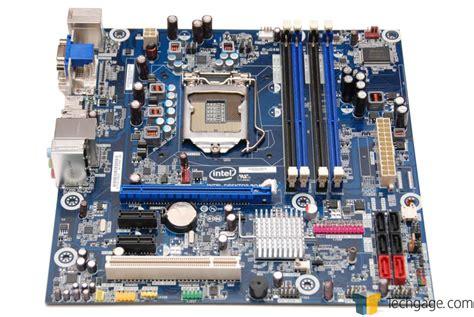 Techgage Image - Intel DH55TC's