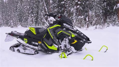 2018 Polaris Switchback Assault - YouTube